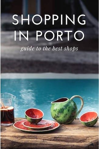 Discover the #best #shops in #Porto, away from the usual tourist traps :)