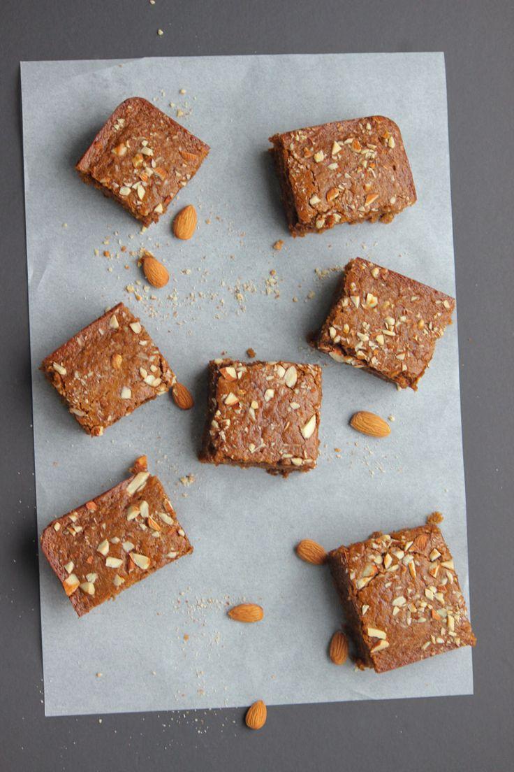 Almond coffee cake eggless Recipe in 2020 Almond