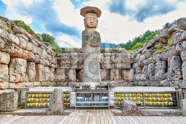 Qdiz Stock Photos | Big or giant Buddha statue in Korea,  #antique #architecture #asia #asian #big #Buddha #buddhism #buddhist #culture #day #giant #god #Korea #korean #landmark #monument #national #place #religion #religious #sculpture #sky #South #statue #stone #traditional #worship