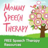 Mommy Speech Therapy is a blog offering tips on helping your child with speech & language development