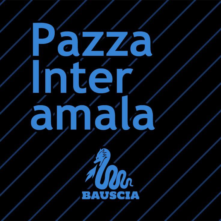 Pazza Inter amala  www.bauscia.it