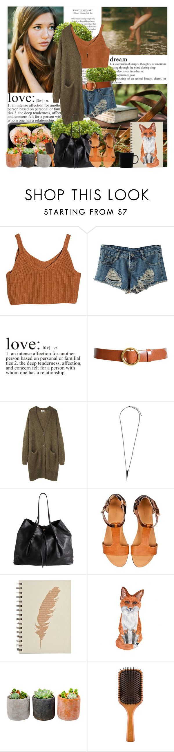 """M comme Mode de vie !!! 17"" by vicky-soleil ❤ liked on Polyvore featuring Frame Denim, Acne Studios, Pieces, Nina Ricci, Shop Succulents, Aveda and iittala"