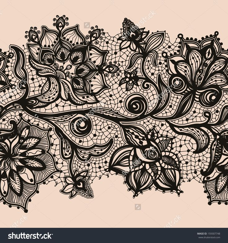 stock-vector-abstract-lace-ribbon-seamless-pattern-with-elements-flowers-template-frame-design-for-card-lace-159307748.jpg 1,500×1,600 pixels