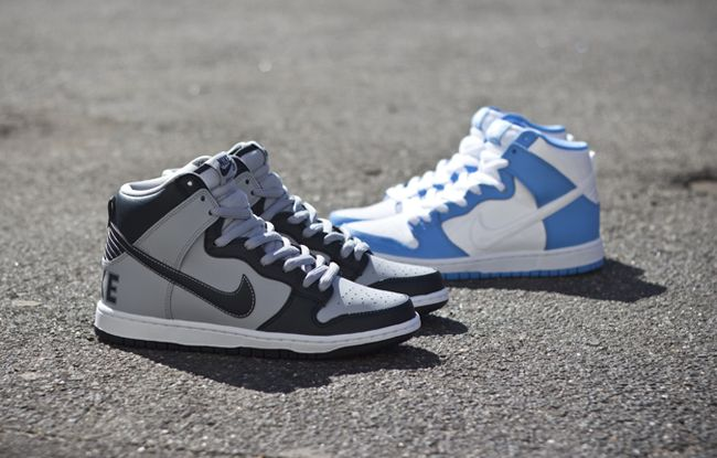 jordan 1 vs nike dunk high