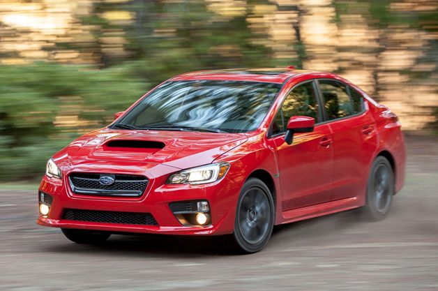 Subaru might build WRX hatchback after all