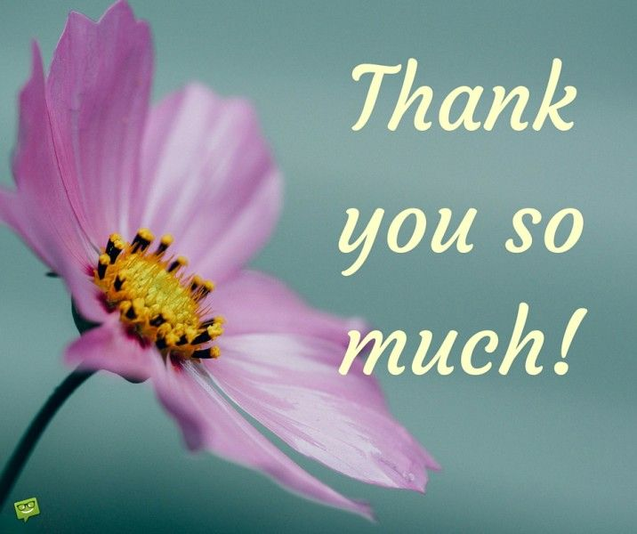 551 Best Thank You! Images On Pinterest