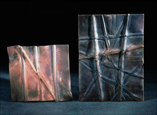 Foldforming: Basic Line-Folds