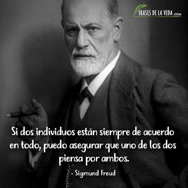 Resultado De Imagen Para Frases De Sigmund Freud Sobre El