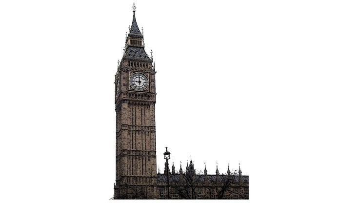 Big Ben chimes sound effect