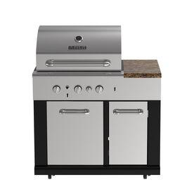 Master Forge 3 Burner Modular Gas Grill Bg1793b A Products - Outdoor-modular-kitchens-by-jcorradi