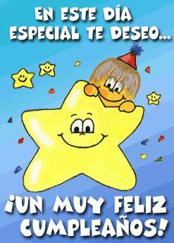En este día especial te deseo... - ツ Imagenes y Tarjetas para Felicitar en Cumpleaños ツ                                                                                                                                                      Más
