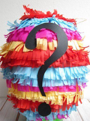 ¿Niño o niña? deja que la piñata revele la gran sorpresa. | Blog de BabyCenter