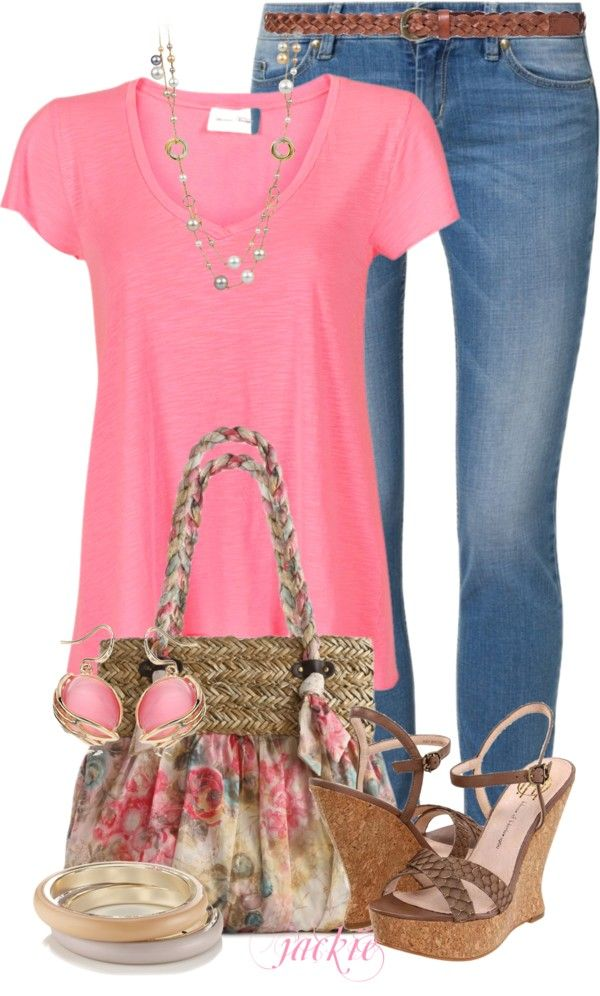 """Skinny Jeans 2"" by jackie22 ❤ liked on Polyvore - CUTE!!"