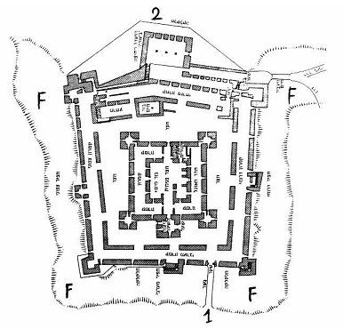 88 best images about 12th century collection on pinterest for 11th century castles floor plan