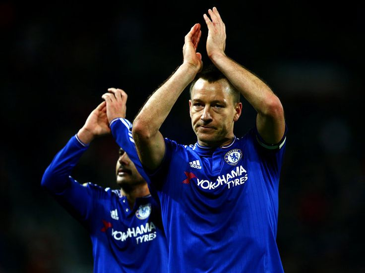 TERRY: Chelsea on the way back...