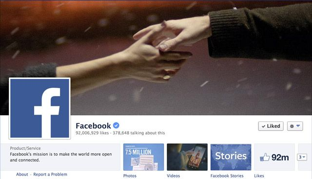 Facebook dichiara guerra ai falsi profili, arrivano gli account verificati