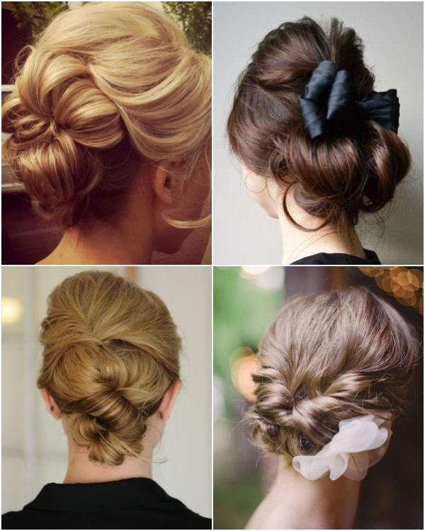 17 wedding hairstyles you ll want to pin to your pinterest wedding bo. Black Bedroom Furniture Sets. Home Design Ideas