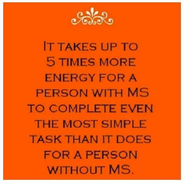 Multiple Sclerosis Funny   Via Jana French