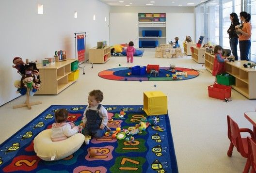 Gallery of Primetime Nursery School / Marcio Kogan – 1