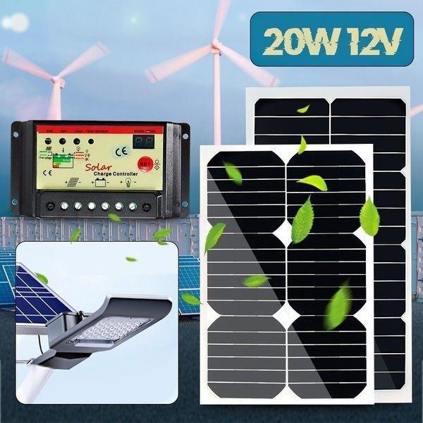 20w 12v Save Energy Monocrystal Solar Panel Semi Flexible Solar Cells Poly Solar Module Battery Charg In 2020 Solar Energy Panels Solar Panels Solar Panel Installation