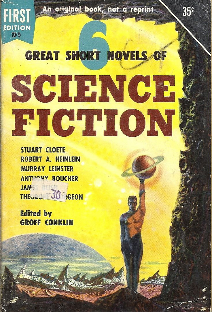 how to write science fiction short stories