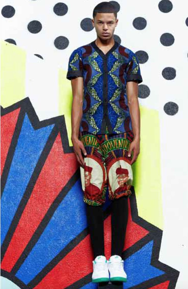 @samsonsoboye menswear collection see more here: http://www.africafashionguide.com/2015/01/soboye-menswear-collection/