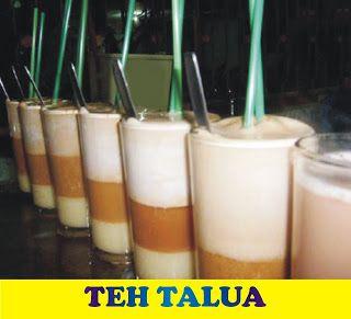 Ranah Minang Holiday Tour and Travel Padang - Sumatera Barat: Minuman Tradisional Teh Talua