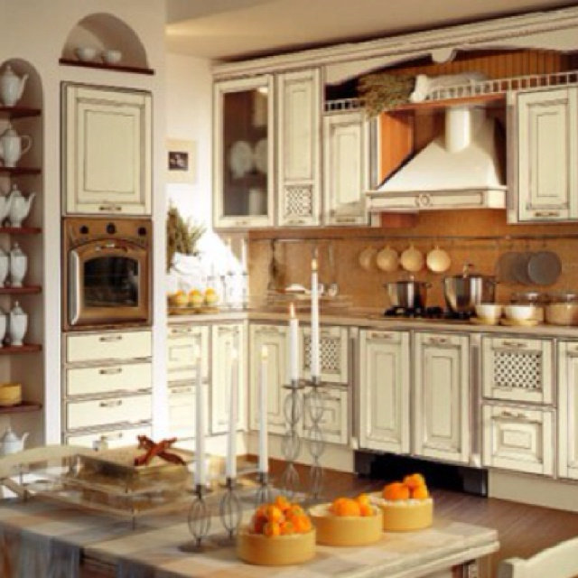 65 Best Rustic Tuscan Kitchens Images On Pinterest