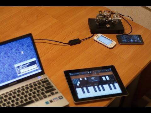 IPad + Laptop + Robot + Android = Funk - YouTube