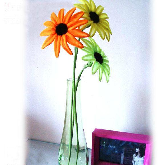 Handmade African Chrysanthemum