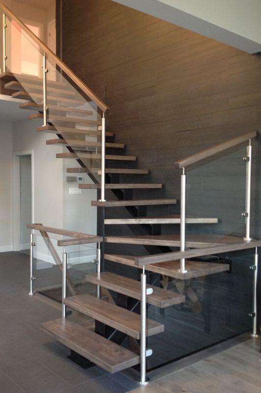 Style tendance - Prestige Metal - Manufacturier de barreaux et accessoires d'escalier