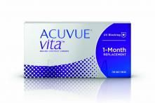 | Shop Eye Recommend - Acuvue Vita - Contact Lenses - Johnson & Johnson