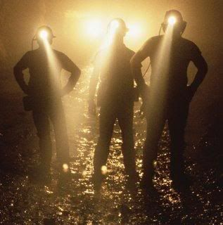 Coal Miners...A way of Life