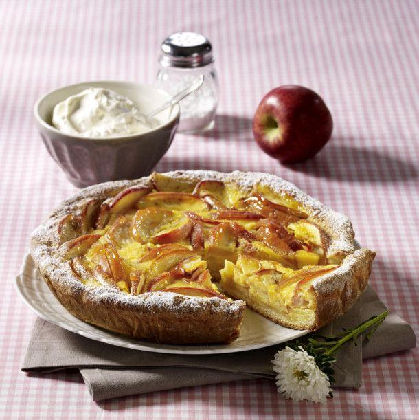 Unser beliebtes Rezept für Apfel-Wähe und mehr als 55.000 weitere kostenlose Rezepte auf LECKER.de.