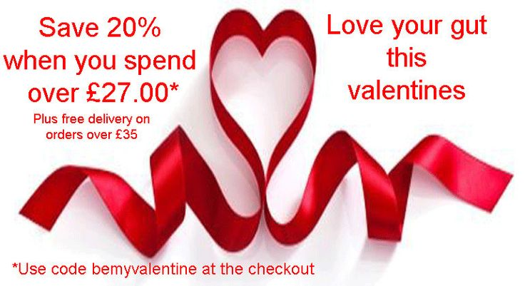 Free delivery and Valentines offers
