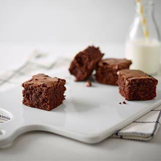 Gluten Free Chocolate Brownie | Doves Farm