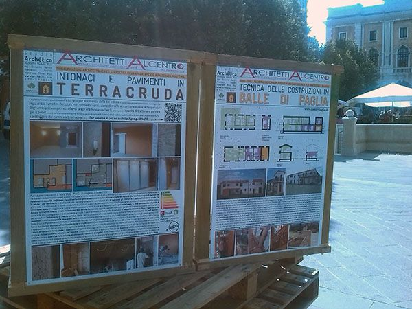 Architetti al centro di Ancona