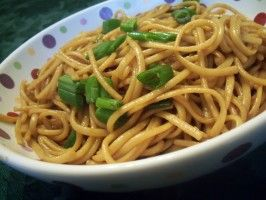 Simple Chinese Noodles. Photo by *Parsley*