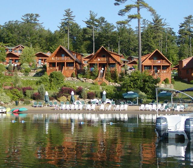 The Lodges at Cresthaven - Lake George, NY