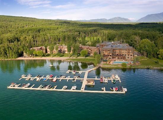 the lodge whitefish lake whitefish montana - Google Search