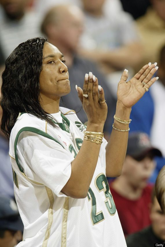 LeBron James Mother | Gloria James PICTURES: Photos Of LeBron James' Mom