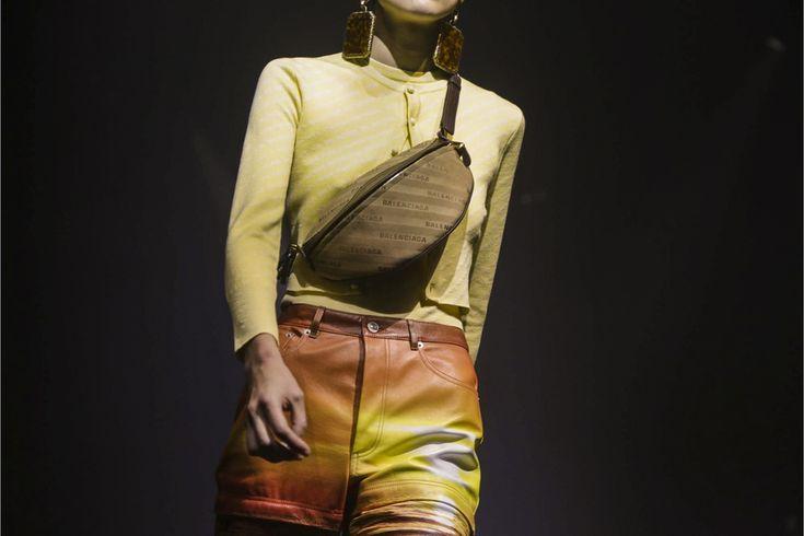 Balenciaga Ready To Wear Spring Summer 2018 Paris