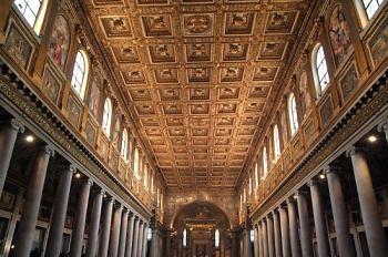 Santa Maria Maggiore - Rome, Italy