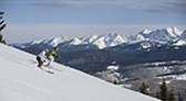 Last winter I went with my family to Colorado to ski at Vail Mountain!