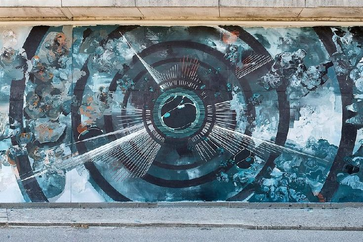 Sepe and Tone and Corn79 and Vesod (2015) - Gemona (Italy)