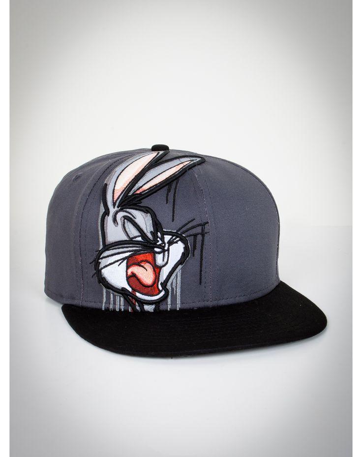 Bugs Bunny Drip Snapback New Era Hat
