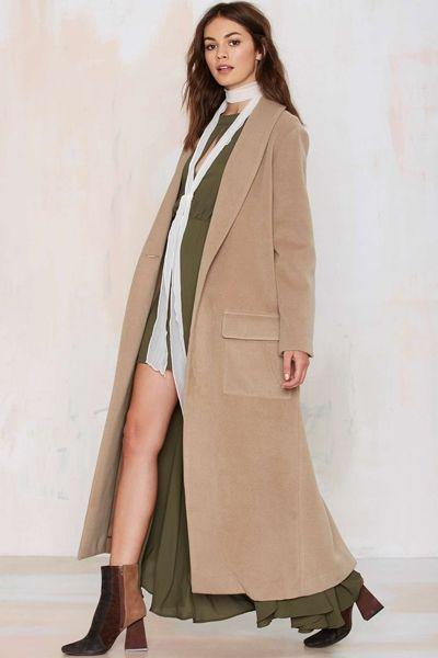 Winterjacken 2015: Duster Coat
