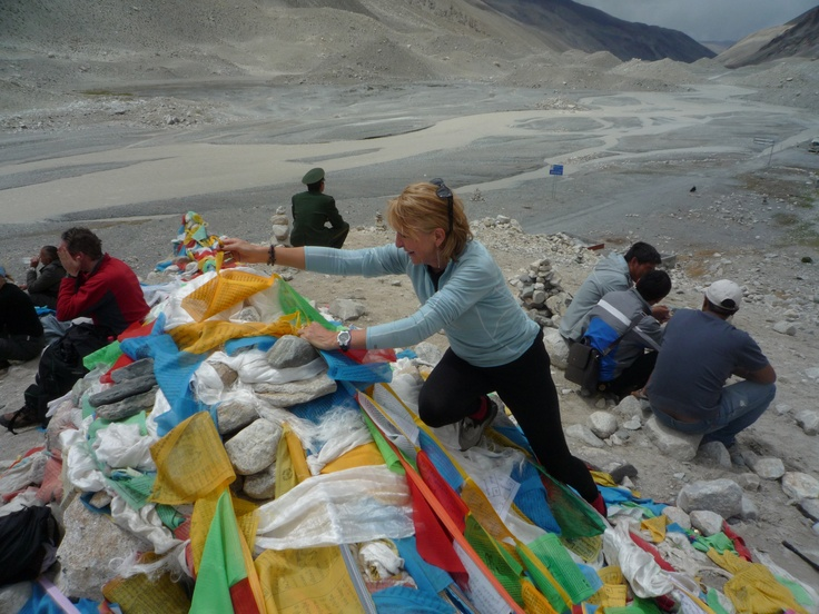 Tibet: We made it to Base Camp