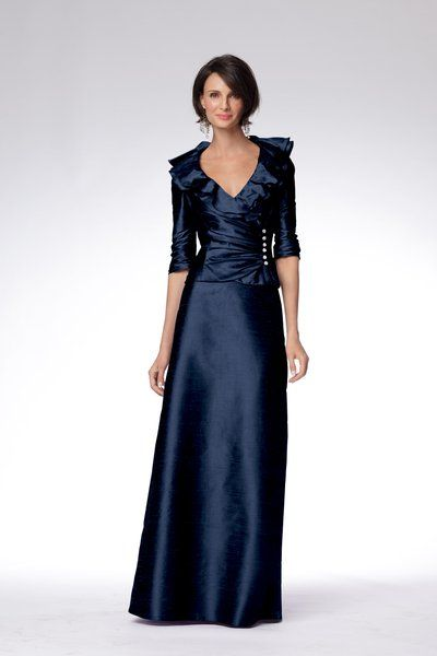 Mother of the Bride? Def. NOT navy but maybe another color? Maybe?
