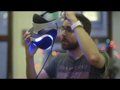 5 роликов про использование виртуальной реальности. Читайте на Cossa.ru